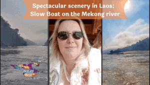 Travel from home on the slow boat in Laos