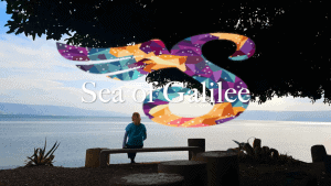 Sea of Galilee Jesus and Mary Magdalene video