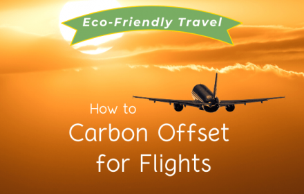 How to Carbon Offset For Flights featured image
