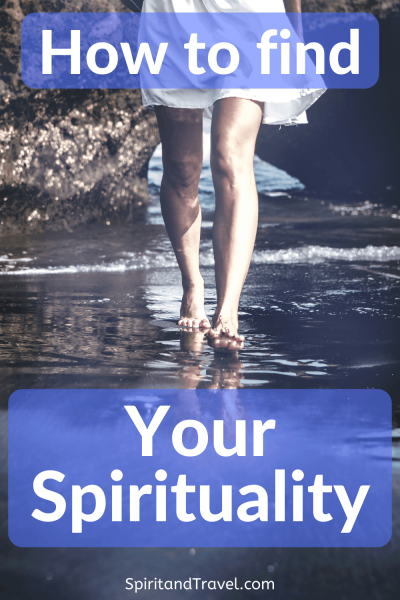 How to find your Spirituality