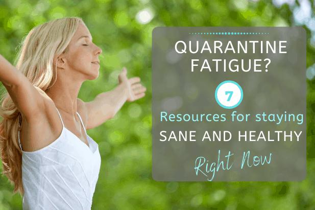 Quarantine Fatigue featured image