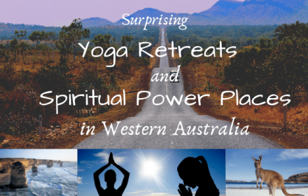 Yoga Retreats and Spiritual Power Places Western Australia