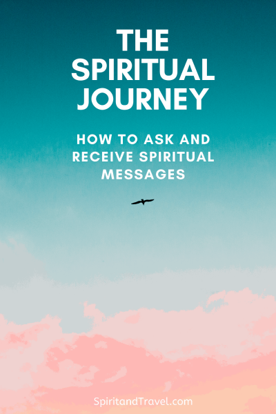 how to go on your spiritual journey