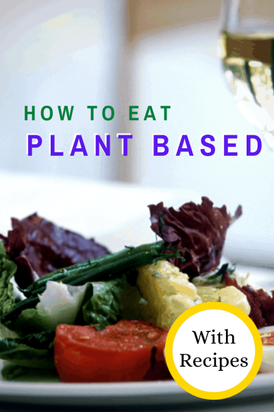 plant based diet pin